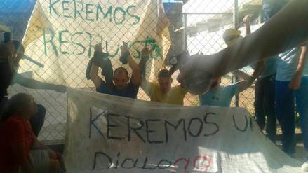 Ocho funcionarios y cuatro políticos retenidos por reos en una prisión en Venezuela