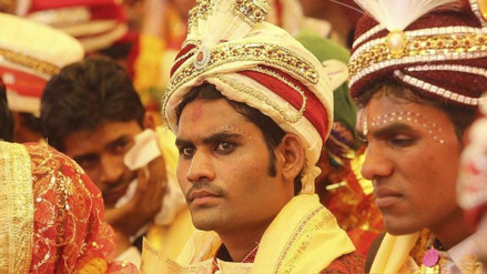 India | Los novios que son raptados para ser obligados a casarse