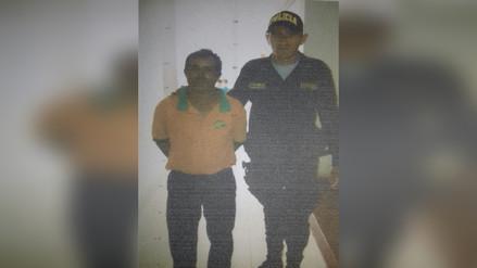 Detienen a hombre acusado de violar a adolescente en Monsefú