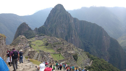Denuncian falta de vigilancia en el complejo de Machu Picchu