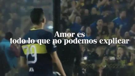 El emotivo saludo de Boca Juniors por San Valentín