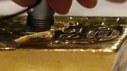 SNMPE: Perú exportó oro por US$ 7,979 millones en 2017