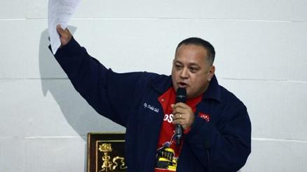 Diosdado Cabello criticó al Grupo de Lima por