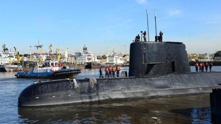 Argentina dará un recompensa de US$ 5 millones a quien halle el submarino San Juan