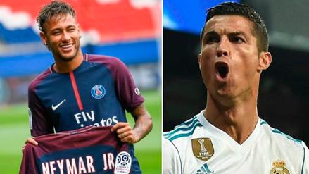 ¿Cómo quedaron los 5 últimos enfrentamientos entre Neymar y Cristiano Ronaldo?