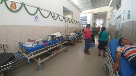 Entrega de camillas a hospital Las Mercedes no solucionará hacinamiento