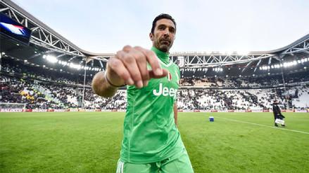 Gianluigi Buffon y el sueño que no podrá cumplir antes de acabar su carrera