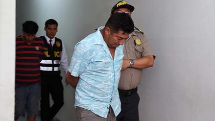 Capturan a cinco hombres acusados por trata de personas y tráfico de drogas