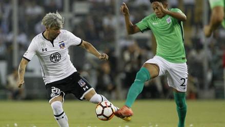 Alianza Lima perdió 3-1 con Colo Colo en el marco de la 'Noche Alba'