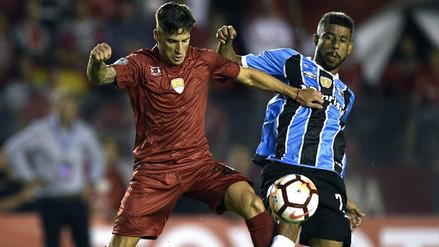 Independiente empató 1-1 con Gremio y la Recopa se definirá en Brasil