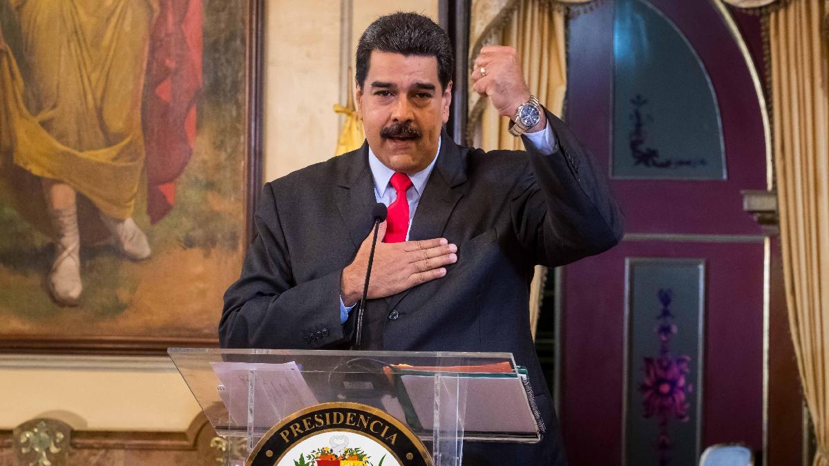 """Nicolás Maduro: """"Por aire, tierra o mar llegaré a la Cumbre de las Américas"""""""