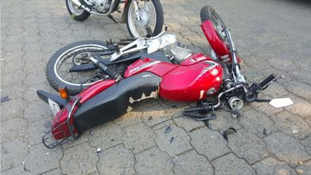 Motociclista falleció al despistarse en vía a Baños del Inca