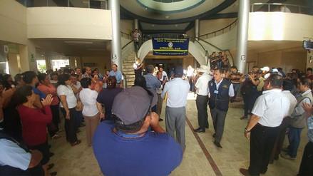 Empleados de José Leonardo Ortiz suspenden huelga y dan tregua a alcalde