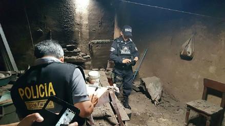 En Monsefú un hombre perdió la vida por explosión de pirotécnico