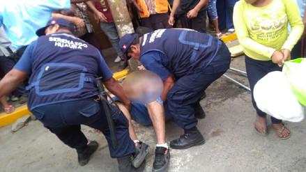 Sicario asesinó de 5 balazos en el pecho a un hombre en Huaura