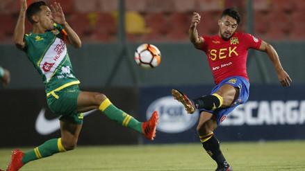 Sport Huancayo rescató un empate ante Unión Española por la Sudamericana