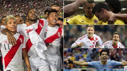 Las 10 selecciones mundialistas que Perú supera en el ránking FIFA