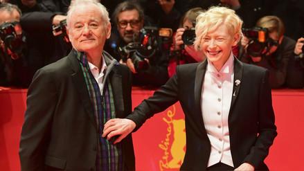 Famosos deslumbraron en la alfombra roja de la Berlinale