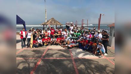 2.4 toneladas de desperdicios se vienen recolectando en las playas turísticas del litoral peruano
