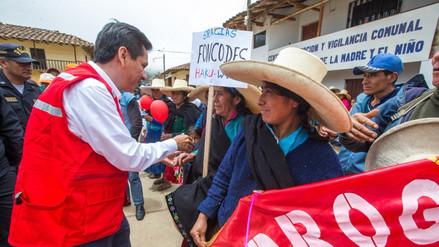 La Libertad: Lanzan programas contra anemia infantil en Curgos y El Porvenir