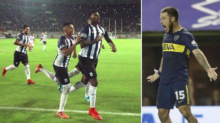Alianza Lima le respondió a Boca Juniors: