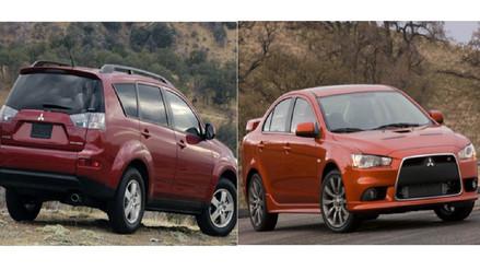 Si tienes un vehículo Mitsubishi quizás deba ser revisado por una posible falla de fábrica