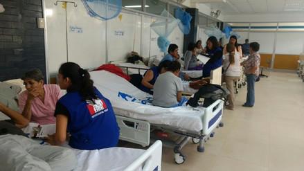 Sector Salud declara alerta amarilla ante riesgo de brote de dengue en Piura