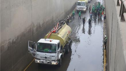 Senamhi atribuyó la reciente lluvia en Lima a la humedad en la sierra centro y sur