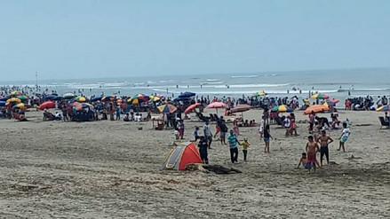 Playas lambayecanas no son evaluadas por sector Salud hace semanas