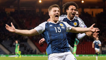 Escocia estrenará nuevo DT en el choque ante la Selección Peruana