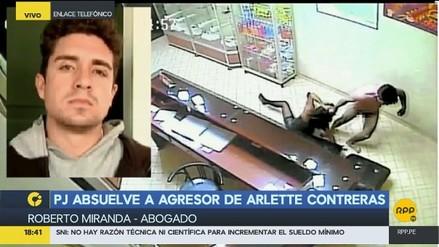 Adriano Pozo, el agresor de Arlette Contreras, fue absuelto por el Poder Judicial