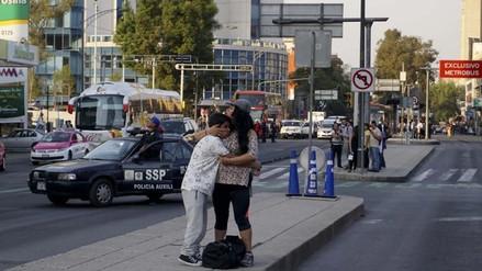 Un terremoto de 7.2 de magnitud sacudió el sur de México