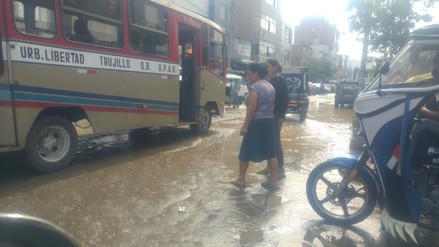 Indeci pide no alarmarse por lluvias