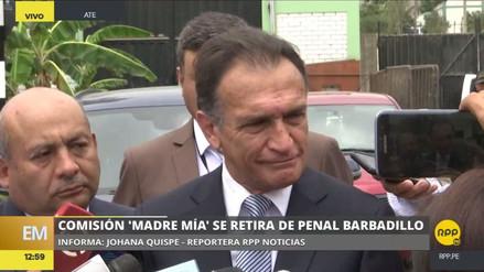 Ollanta Humala no respondió a la Comisión Madre Mía