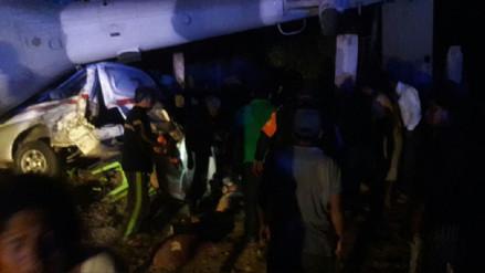 Funcionario mexicano narró en vivo la caída del helicóptero en Oaxaca