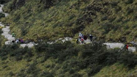 Dañaron 60 metros lineales de Camino Inca en Zaña