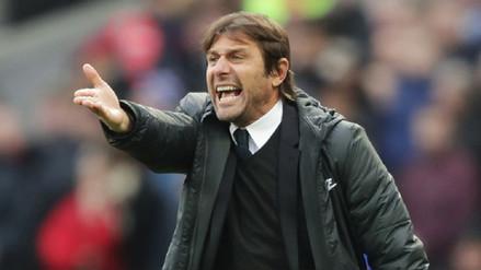 Antonio Conte espera que Lionel Messi siga sin poder anotarle al Chelsea