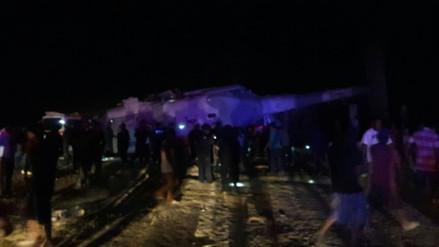 Dos muertos tras caída de helicóptero que monitoreaba daños del terremoto en México