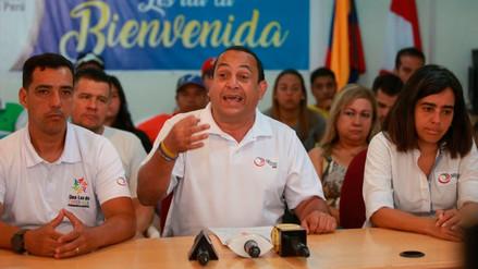 Venezolanos en Perú marcharán contra llegada de Nicolás Maduro el 12 de abril