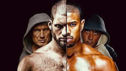 """Sylvester Stallone comparte póster de """"Creed 2"""""""