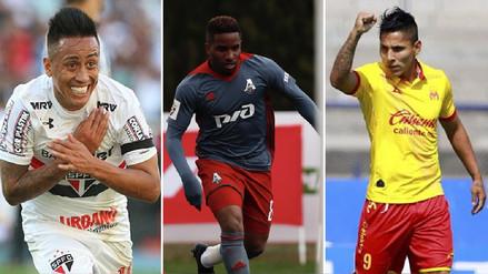 Sigue EN VIVO los partidos de los jugadores peruanos en el exterior