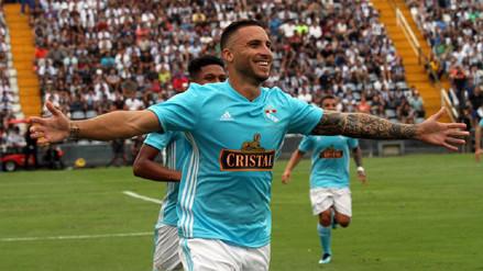 Cristal rompió el invicto de Alianza en Matute de 15 meses al vencerlo 2-0