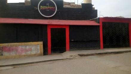 Dejan granada en discoteca del distrito de Pátapo