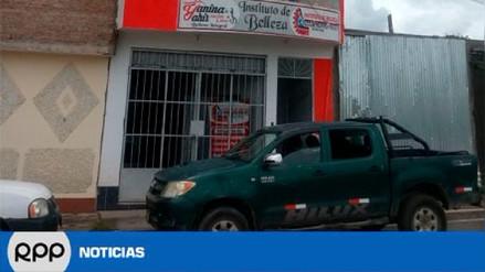 Rescatan a adolescente colombiana víctima de trata de personas en Ayacucho