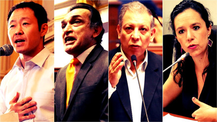 Ipsos | Los populares y los de perfil bajo: ¿Cómo son evaluados los congresistas?