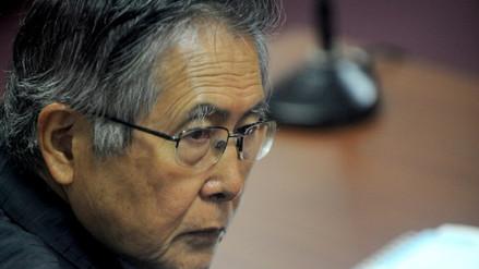 Alberto Fujimori no será excluido del caso Pativilca