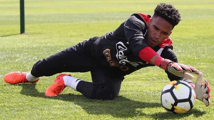 Pedro Gallese se perderá los amistosos de la Selección Peruana en marzo