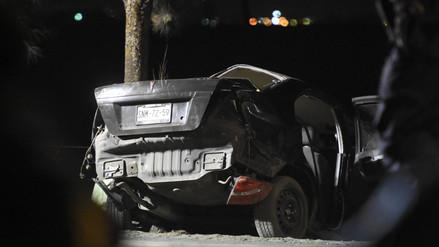 Un menor de 12 años ocasionó accidente de tránsito que dejó cinco niños muertos en México
