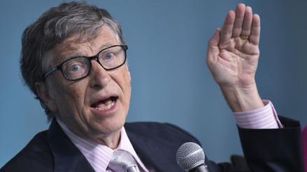 Bill Gates dijo que todos los multimillonarios de EE.UU. deberían pagar impuestos más altos