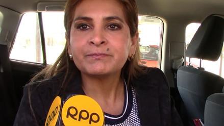 Colegio de Abogados de Piura espera los descargos de congresista Maritza García